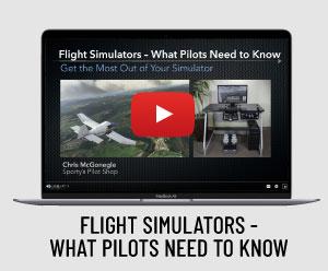 Flight simulators - what pilots need to know