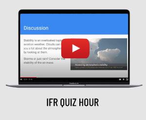 IFR quiz hour