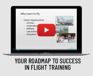 Your roadmap to success in flight training